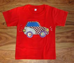 Red Car / Enter Shop