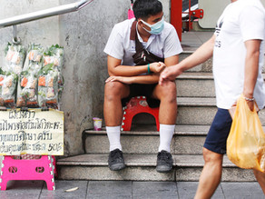 Armut in Thailand