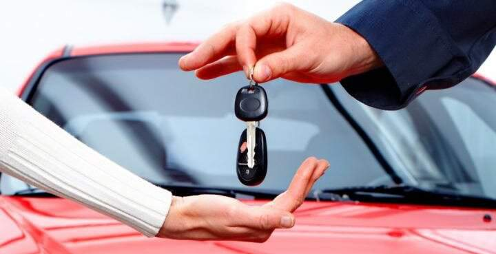 Autokauf / Automiete