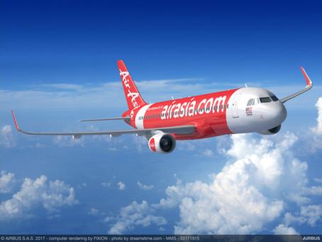 Air Asia launches DAILY flights between Hua Hin and Kuala Lumpur
