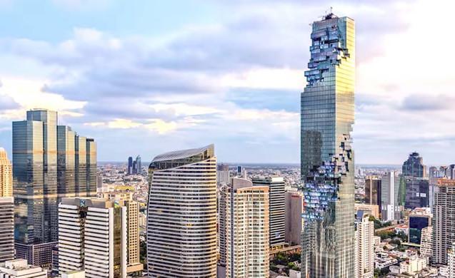 Mahanakhon Tower Bangkok