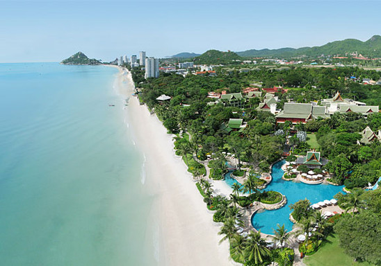 Hau Hin Beach