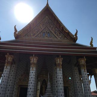 Unzählige Tempel und Paläste