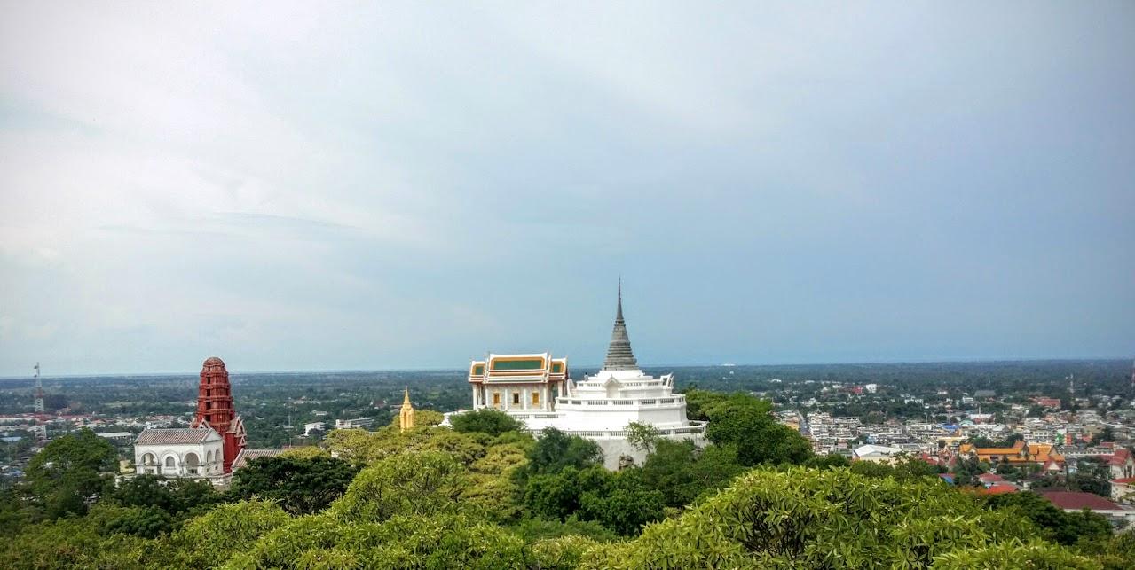 Königspalast Phra Nakhon Khiri