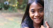 APCF - a sweet girl