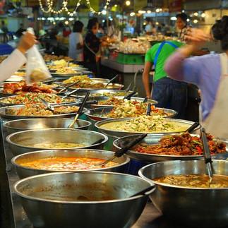Thai Food Market