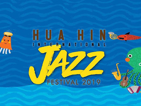 Hua Hin International Jazz Festival 2019