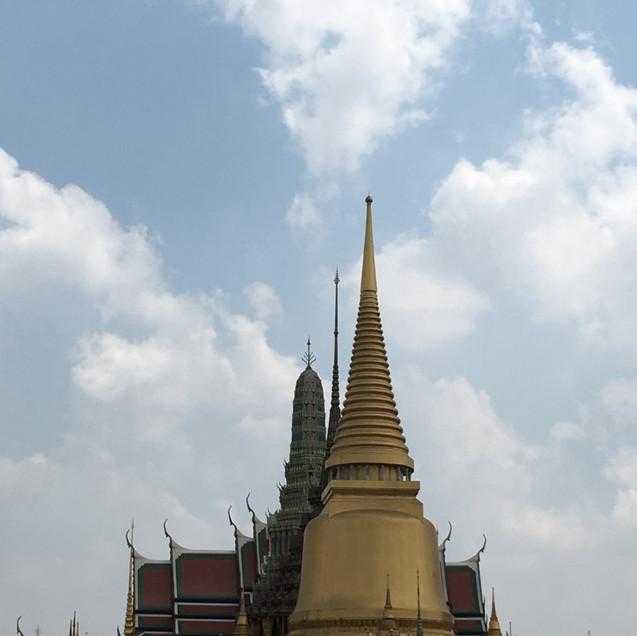 Tempelanlage im Grand Palace