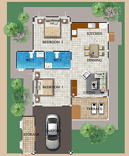 Villa Thailand Hua Hin