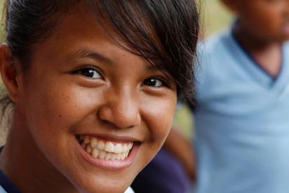 APCF - young school girl