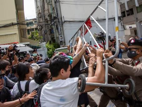 Thailands wirkliche Krise ist die Wirtschaft