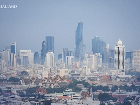 Luftwerte in 19 Provinzen erreichen ein bedenkliches Niveau
