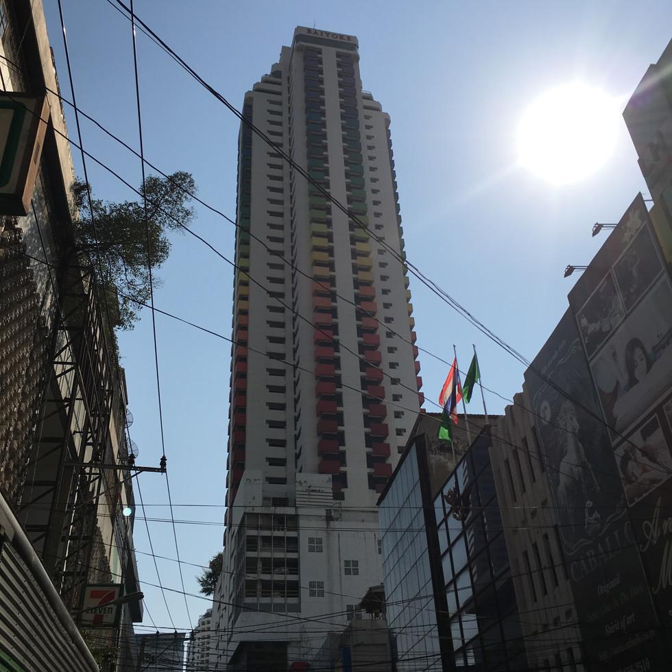 Wolkenkratzer in BKK