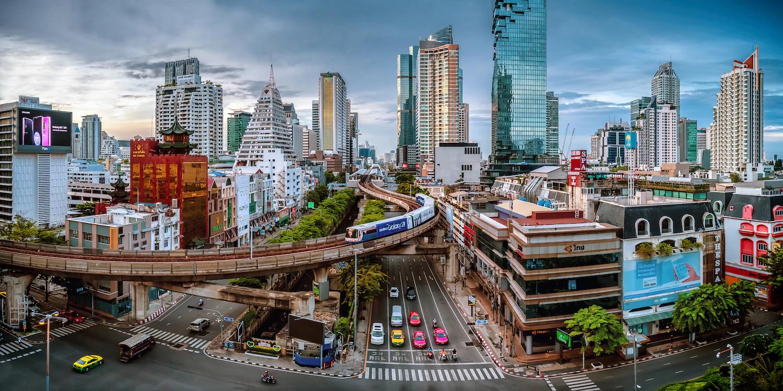 Bangkok Tour by take a breath