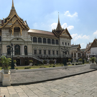 Rundgang im Grand Palace