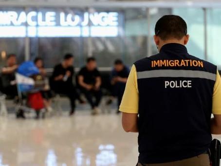 Aufenthaltsverlängerung für gestrandete Ausländer in Thailand