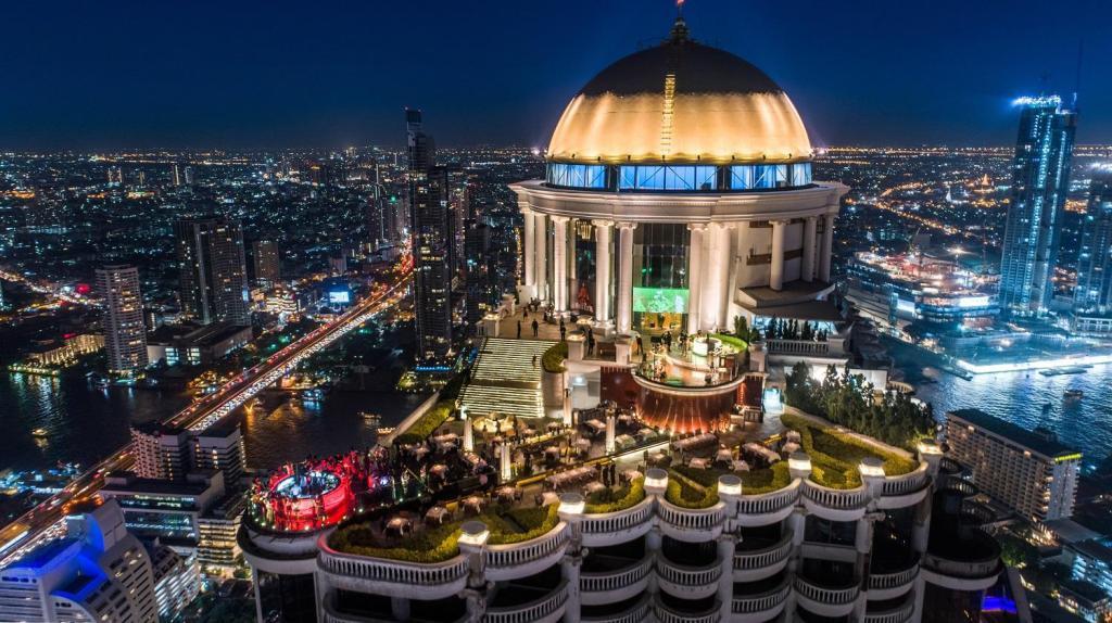 Tower Club at Lebua Hotel Bangkok