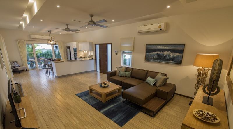 Villa 3 Bedroom ฿ 7,848,500