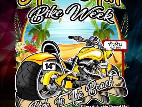 Hua Hin Bike Week Event Ride 2019