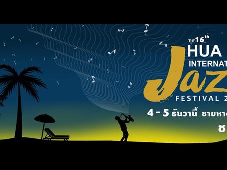 Hua Hin Jazz Festival 2020