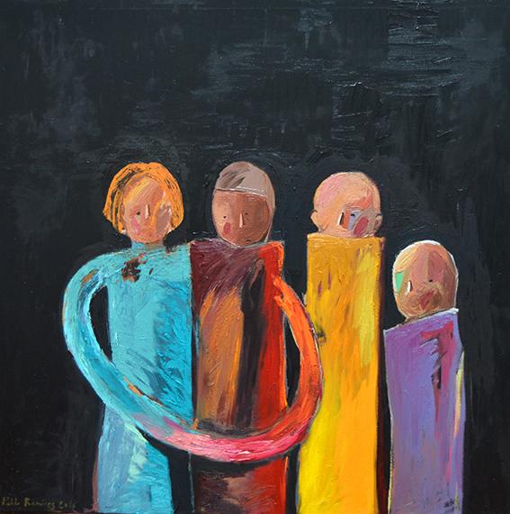Los huerfanos sin padre