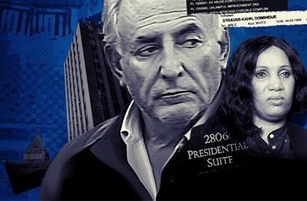 « Chambre 2806 : l'affaire DSK », le premier #BalanceTonPorc ?