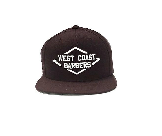 West coast barbers snapback