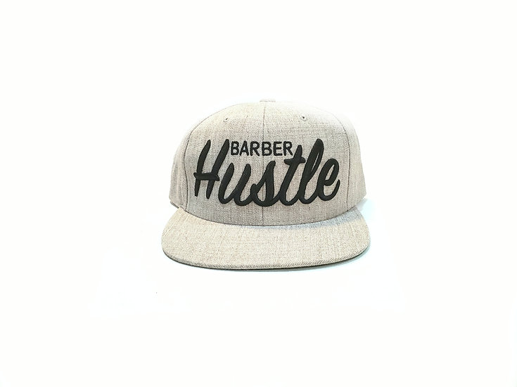 Og barber hustle snapback