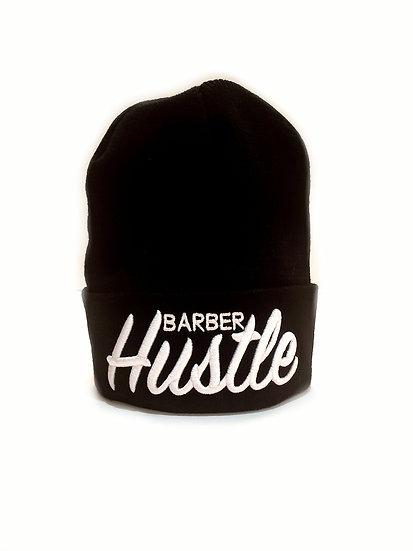 OG Barber hustle beanie, color black