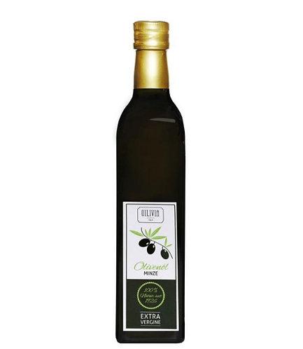 Oilivia Olivenöl Minze Nativ Extra 0,25L