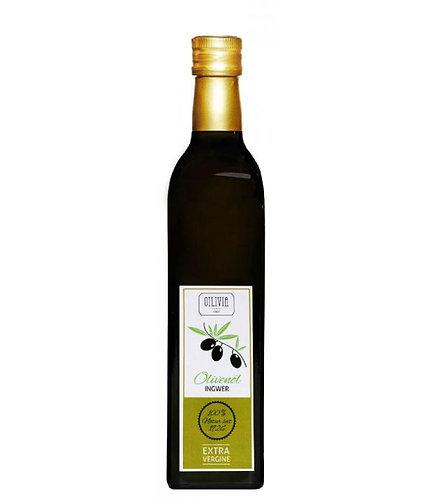 Oilivia Olivenöl Ingwer 0,25L