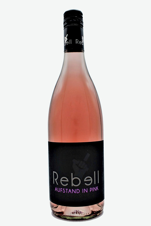 Rebell Aufstand in Pink