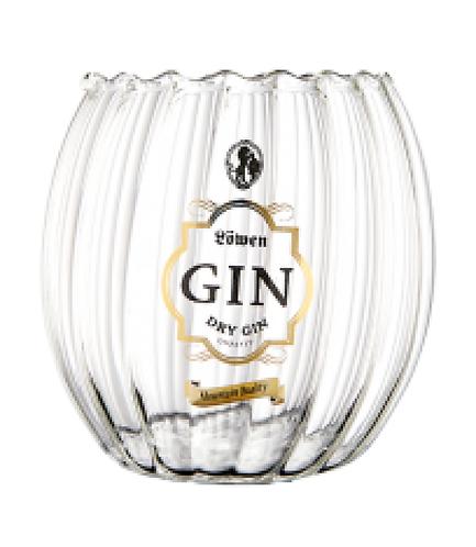 Löwen  Gin Glas