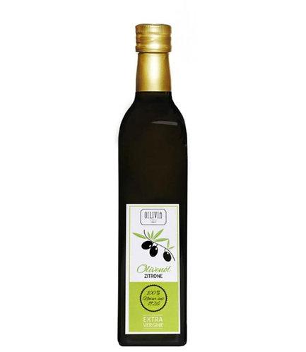Oilivia Olivenöl Zitrone 0,5 L