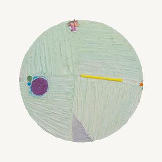 """Minimal Moon"" 2019  (SOLD)"