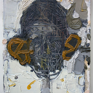 """Selfportrait"" 2016"