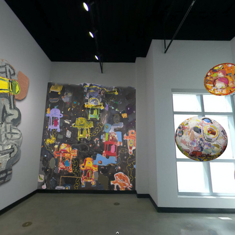 Bits and Pieces, The Frank C. Ortis Gallery 2021