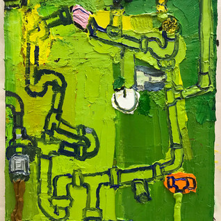 """""""Green Pipes"""" 2019"""