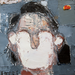 """""""Crying"""" 2015 (SOLD)"""