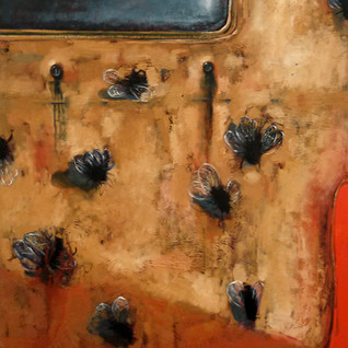 """Bus Sweat and Tears"" Series 2012 (SOLD)"