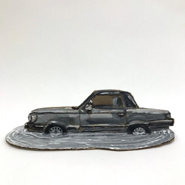 SUNKEN CAR 2020