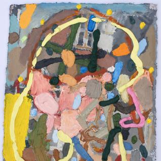 """Lluvia"" 2016 (Sold)"