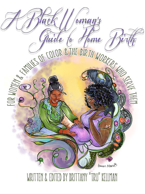 A Black Woman's Guide to Home BirthPaperback