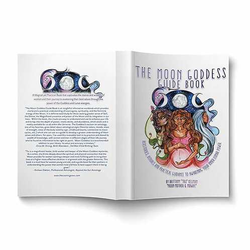 The Moon Goddess Guide Book (E-Book)
