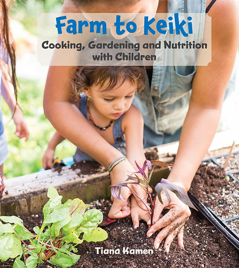 Pages from Farm to Keiki Book SpiralCove