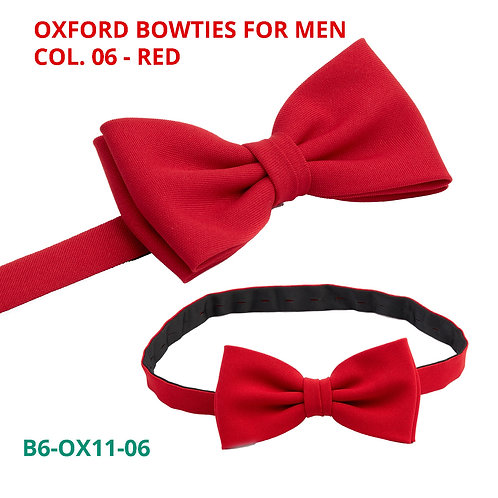 Polyester Oxford Bowtie Solid Colours