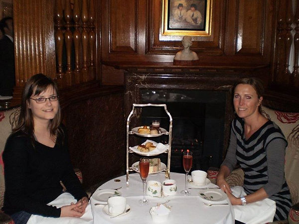 London Afternoon Tea Brown's Hotel