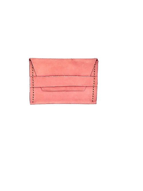 Card Carrier in Pink