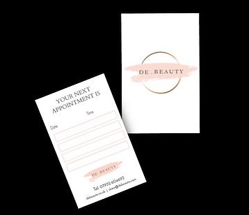 beauty salon branding