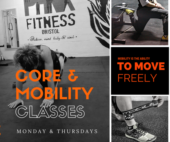 Core & Mobility Class at PHNX